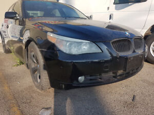 2004 BMW 5-Series, 530I Sedan low km- DOESNT RUN, PRICED TO SELL
