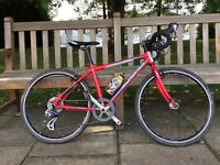 "Islabike Luath 24"" Red"