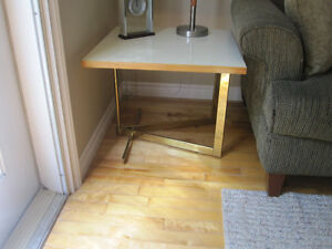 Very sturdy end tables