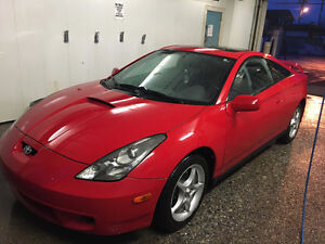 2001 Toyota Celica GTS Coupe (2 door)