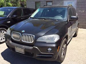 2007 BMW X5 4.8i SUV, Crossover