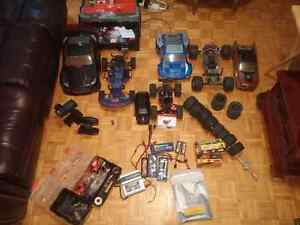 RC CAR'S and equipment