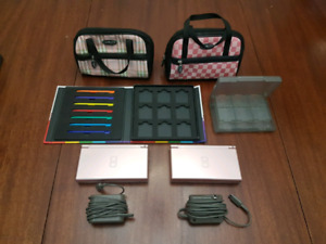 2 Nintendo DS Lite, Games and Accessories