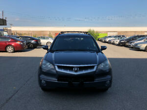 2007 Acura RDX. Turbo. CERTIFIED, ETESTED, WARRANTY, NO ACCIDENT