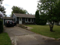 Updated family home for rent in a great location! Yorkton,SK