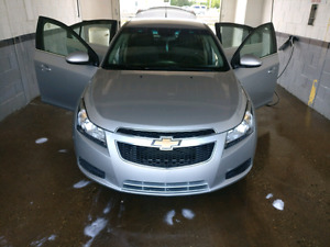 2014 Chevy Cruze LT with carproof!