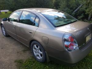 2006 Nissan Altima Special Edition