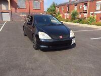 Honda Civic Type R 103k FSH quick sale £2200 ovno