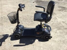 CAR BOOT MOBILITY SCOOTER WITH WARRANTY