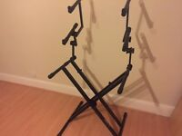 Quicklok 3 tier keyboard stand