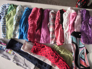 size 4 girl lot