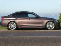 2014 BMW 3 Series 3.0 330d M Sport Sport Auto xDrive (s/s) 4dr