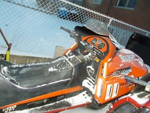 great sled 700 wildcat fuel injected Cambridge Kitchener Area image 2