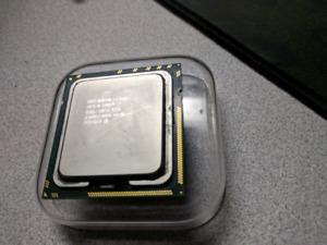 Intel CPU - Core i7-920 (D0), easily overclocks to 4+ GHZ