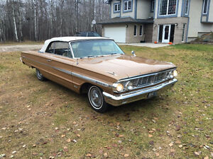 1964 Galaxie 500 Convertible