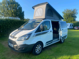 4 Berth Campervan for Hire **Oct-Jan only £85 per Night**
