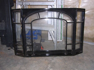 Gas Fireplace Grill
