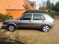 VW GOLF MK2, 1.6 Petrol, 82000 Miles