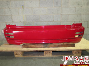 JDM 96-00 Honda Civic EK Type R Rear OEM Bumper & Lower Lip