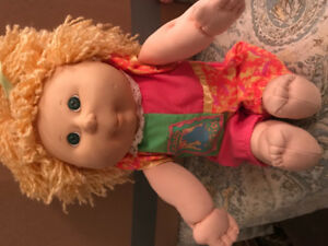 Cabbage Patch Kids Dolls 1980s Originals