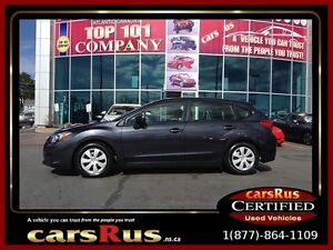 2013 Subaru Impreza 2.0i All Wheel Drive!