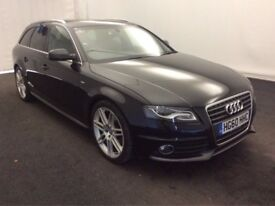 ***AUDI A4 AVANT 2.0 TDI 170 S LINE Estate GOOD CREDIT BAD CREDIT FINANCE AVAILABLE***