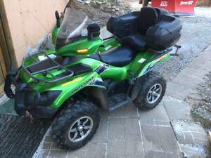 2013 Kawasaki 750 Brute Force 4X4i EPS