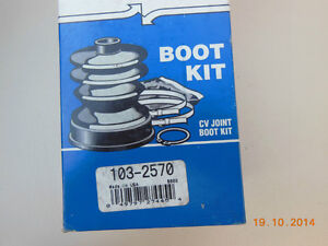 Boot kit for Ford Festiva automatic inner side Kitchener / Waterloo Kitchener Area image 2