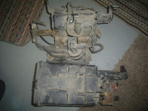 2002-2005 Honda CRV evap canister and solonoid