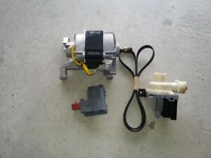 Kenmore washer used parts