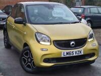 2015 smart forfour Prime Premium 1 Hatchback Petrol Manual