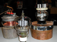 Lampes tubes audio N.O.S ancienne tubes, lampes, vente et achat