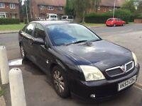 2003 Vauxhall vectra 2.2i sxi