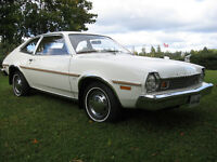 1976 Pinto hatch back