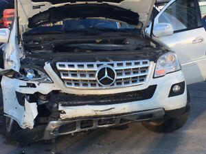 Mercedes ML320 2009 for parts
