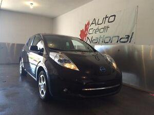 Nissan Leaf QUICKCHARGE CAM DE RECUL TOUT EQUIPÉ 2012