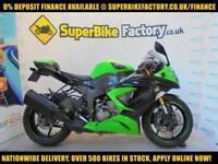 2013 13 KAWASAKI ZX636, 0% DEPOSIT FINANCE AVAILABLE