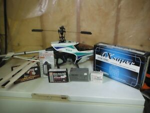 Helicopter RC. Nexis 30 London Ontario image 1
