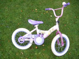 14 inch Huffy Princess Bike