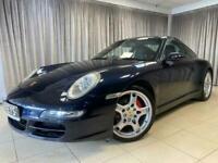 2008 08 PORSCHE 911 3.8 TARGA 4S TIPTRONIC S 2D 350 BHP