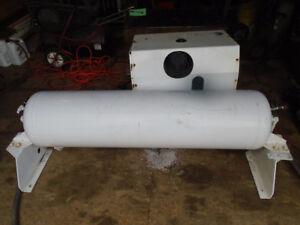 Compresseur à moteur hydraulique IMT avec réservoir