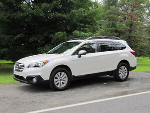 2015 Subaru Outback Touring with Tech SUV - Lease transfer