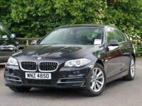 2016 BMW 5 Series Bmw 5 520d 2.0 SE 4dr Auto Nav Saloon Diesel Automatic