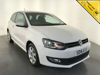 2014 VOLKSWAGEN POLO MATCH EDITION TDI DIESEL SERVICE HISTORY FINANCE PX WELCOME