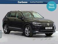 2019 Volkswagen Tiguan 2.0 TDi 150 4Motion SEL 5dr DSG - SUV 5 Seats SUV Diesel
