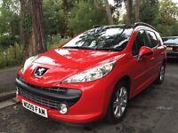 Peugeot 207 estate 1.6 hdi