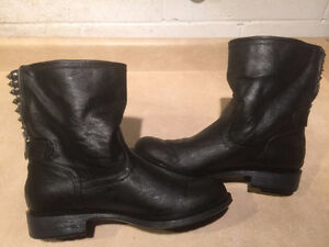 Women's GUESS Leather Boots Size 8.5 London Ontario image 6