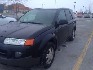 Certified and Etested 2005 Saturn Vue with Vtech