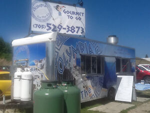 Food truck/ concession trailer