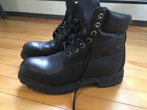 Timberland men's /youth boots size 8.5